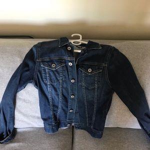 AG Robyn Style Denim Jacket. Barely Worn, Medium.
